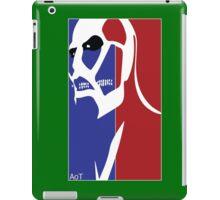 Attack on Titan MLG iPad Case/Skin