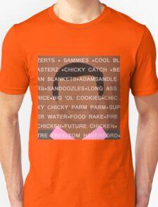 Tom Haverford Slang Unisex T-Shirt