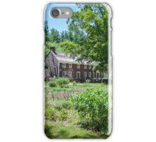 Garden Path to the Farmhouse  iPhone Case/Skin