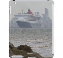 The leaving of Liverpool iPad Case/Skin