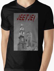 Jeetje! A dinosaur attacking Amsterdam T-Shirt