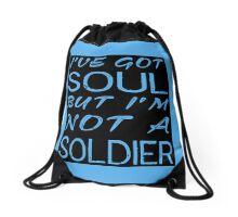I've got soul Drawstring Bag