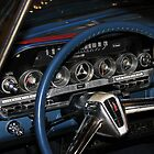 Dodge dashboard by brucecasale