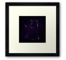 I see Daleks in Stars Framed Print