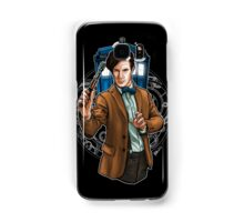 11th Doctor - Eleventh Heaven Samsung Galaxy Case/Skin