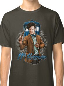 11th Doctor - Eleventh Heaven Classic T-Shirt