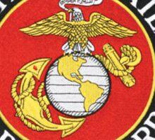 USMC VVV SHIELD Sticker