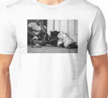 Thinking of Skating Unisex T-Shirt