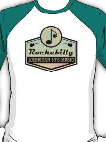 American Rockabilly 60' Music T-Shirt