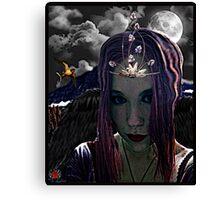Freefall Icarus Canvas Print