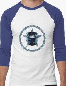 50mm Rebel Men's Baseball ¾ T-Shirt