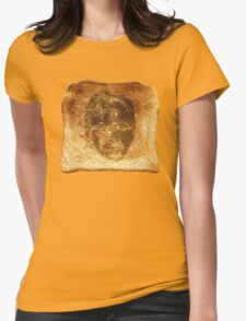 Norma Toast Womens Fitted T-Shirt