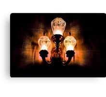 Three Lights Canvas Print