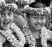 Hula Girls by Alex Preiss