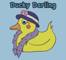 Ducky Darling One Piece - Short Sleeve