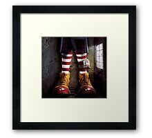 The Grown-Up in the Room Framed Print