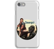 CleverPratt iPhone Case/Skin