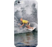 Kelly Slater.3 at 2010 Billabong Pipe Masters In Memory Of Andy Irons iPhone Case/Skin