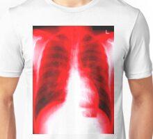 black lung Unisex T-Shirt