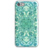 - Azure garden - iPhone Case/Skin