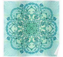 - Azure garden - Poster