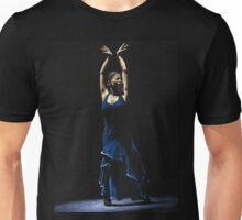 Bailarina a Solas del Flamenco Unisex T-Shirt