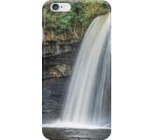 Sgwd Gwladys Waterfall Vale of Neath iPhone Case/Skin