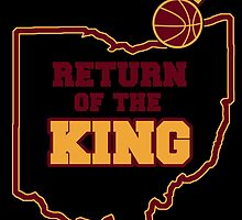 RETURN OF THE KING by fancytees