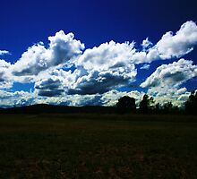 Cloudscape by BaluBhat