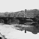 Ponte Vecchio by DarrynFisher