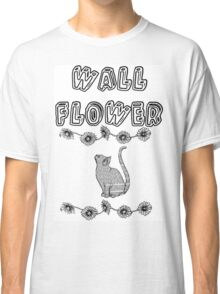 Wall Flower Classic T-Shirt