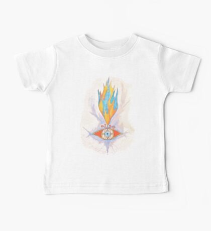 A Mind On Fire. Baby Tee