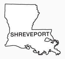 SHREVEPORT Kids Tee