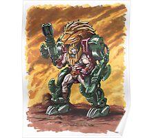 He-Man: The Fang of Grayskull Poster