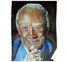 Buzz Aldrin Poster