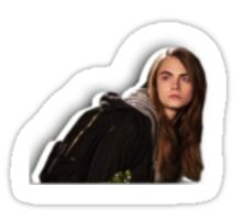 Paper Towns - Cara Delevingne  Sticker
