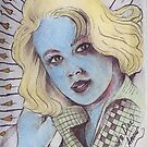 Sandra Dee Mon Amour by John Dicandia ( JinnDoW )