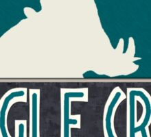 Jungle Cruise World Sticker