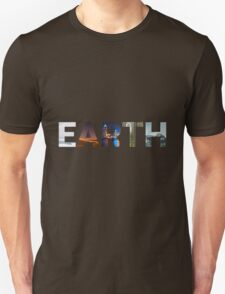 5 Faces of Earth T-Shirt