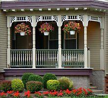 Buffalo Homestead by GraceNotes