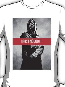 "2Pac ""Trust Nobody"" Supreme T-Shirt"