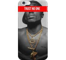 2Pac Trust No One Supreme  iPhone Case/Skin