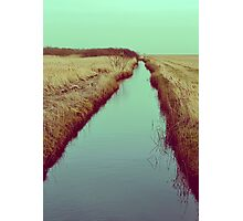 FOLLOW RIVERS Photographic Print