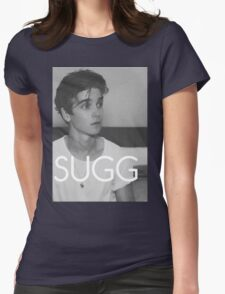 Sugg, Joe Sugg Designs Womens Fitted T-Shirt