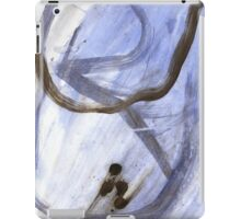 Oil and Water #35 iPad Case/Skin
