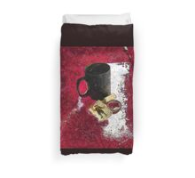 The Vagaries of Fortune Duvet Cover