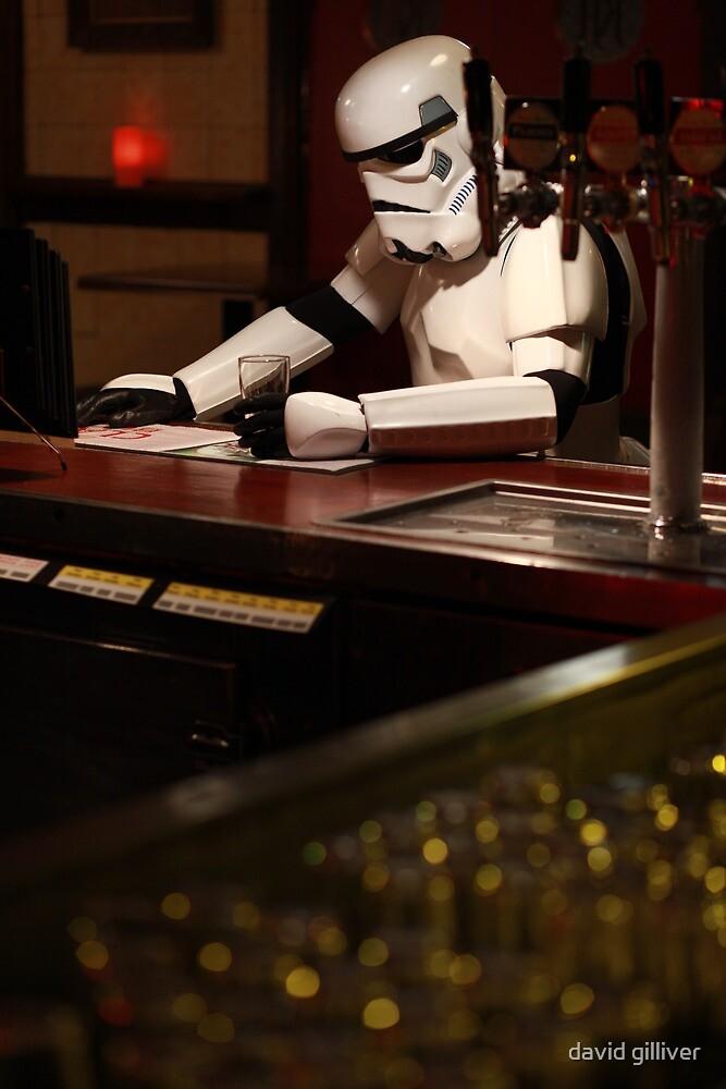 at the bar by david gilliver