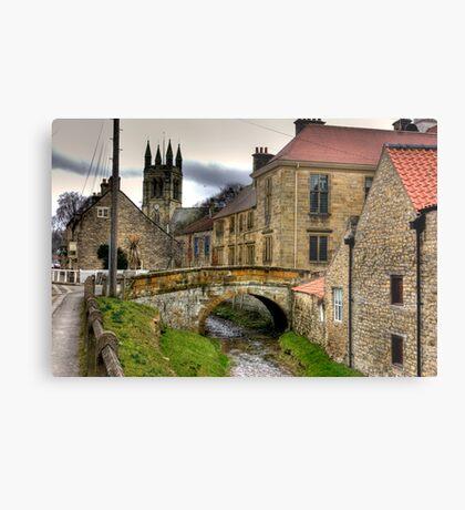 Helmsley - North Yorkshire Metal Print
