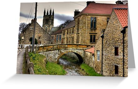 Helmsley - North Yorkshire by Trevor Kersley