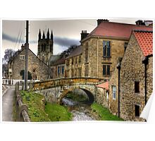 Helmsley - North Yorkshire Poster